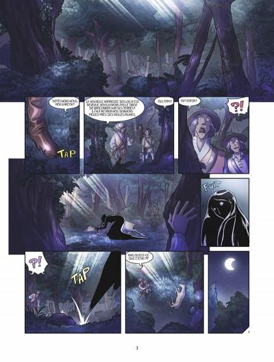 Page 8 La Rose écarlate - Missions tome 3