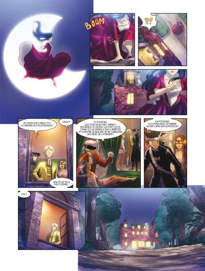 Page 2 La rose écarlate - missions tome 4