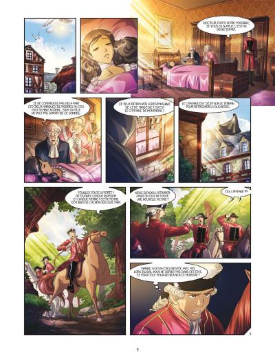 Page 3 La rose écarlate - missions tome 4