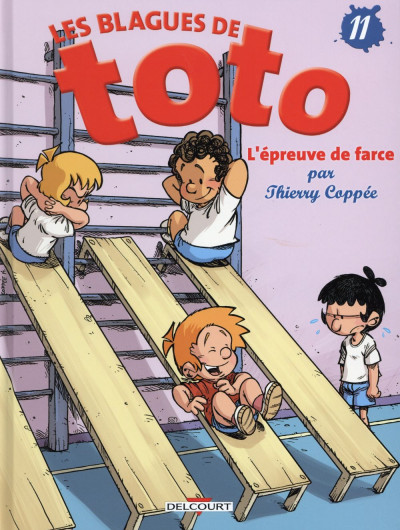 image de Les blagues de Toto tome 11 - L'Épreuve de farce