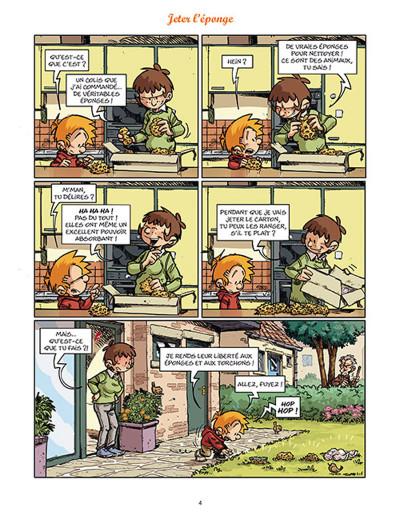 Page 2 Les blagues de Toto tome 12