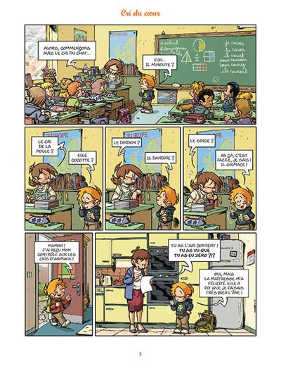 Page 3 Les blagues de Toto tome 12