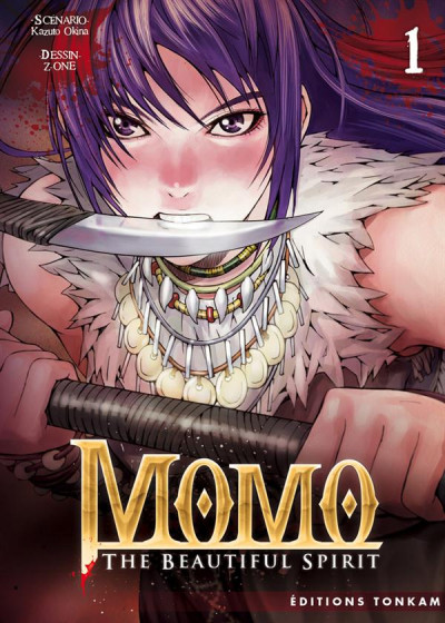 image de Momo - The Beautiful Spirit Tome 1