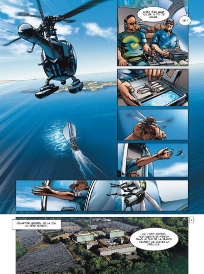 Page 1 Arctica tome 7 - Le Messager du cosmos