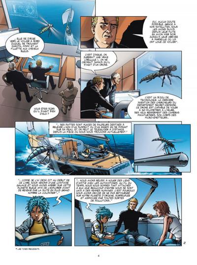Page 2 Arctica tome 7 - Le Messager du cosmos