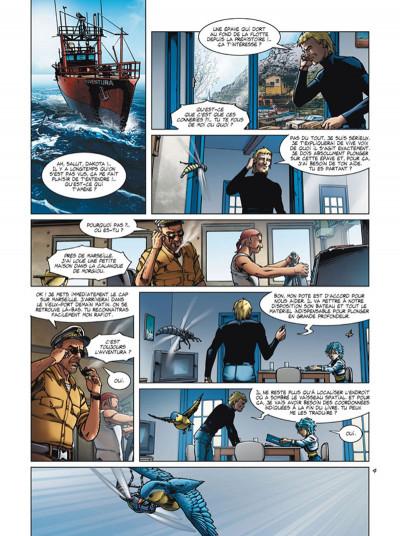 Page 4 Arctica tome 7 - Le Messager du cosmos