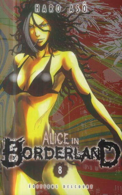 image de Alice in Borderland tome 8