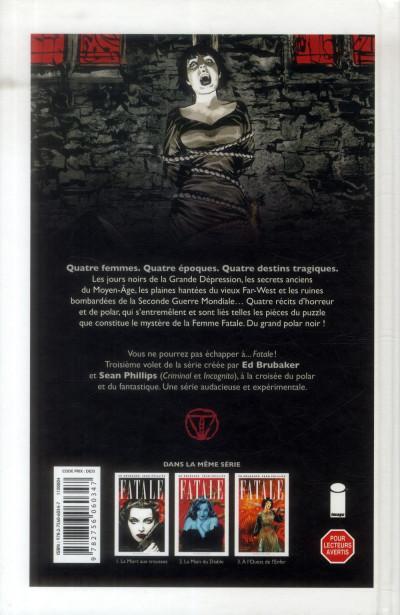 Dos Fatale tome 3 - À l'Ouest de l'Enfer