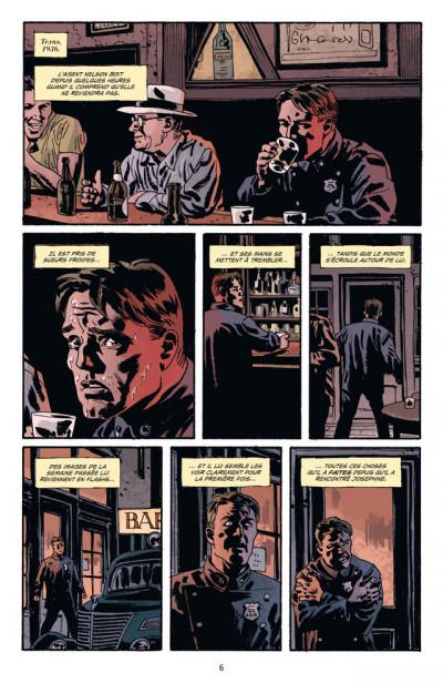 Page 1 Fatale tome 3 - À l'Ouest de l'Enfer