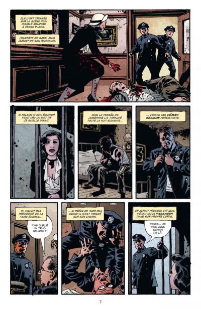 Page 2 Fatale tome 3 - À l'Ouest de l'Enfer