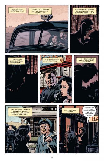 Page 3 Fatale tome 3 - À l'Ouest de l'Enfer