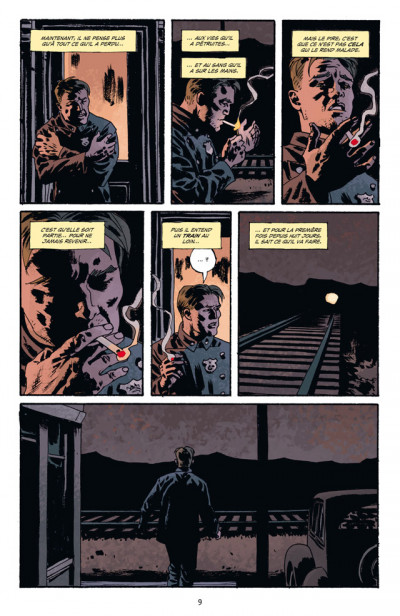 Page 4 Fatale tome 3 - À l'Ouest de l'Enfer