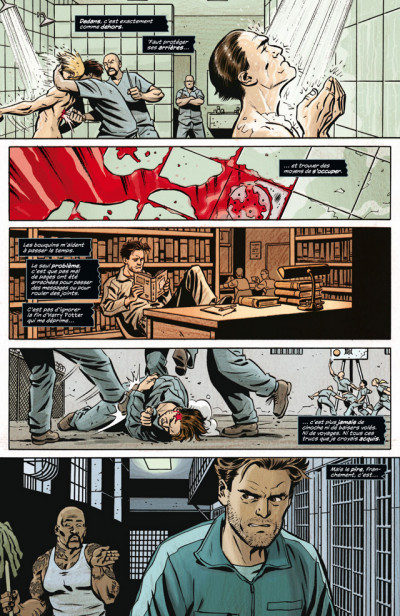 Page 1 Ghosted tome 1 - Mission fantôme
