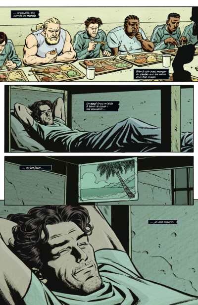 Page 2 Ghosted tome 1 - Mission fantôme