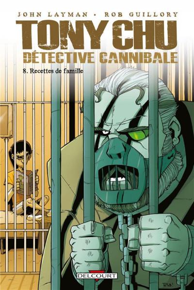 image de Tony Chu, détective cannibale tome 8 - Recettes de famille