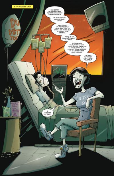 Page 1 Tony Chu, détective cannibale tome 8
