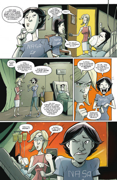 Page 2 Tony Chu, détective cannibale tome 8