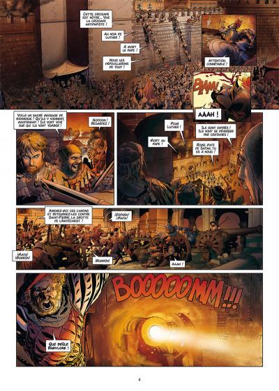 Page 2 Reines de sang - Catherine de Médicis, la reine maudite tome 1 + ex-libris offert