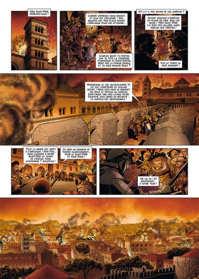 Page 3 Reines de sang - Catherine de Médicis, la reine maudite tome 1 + ex-libris offert