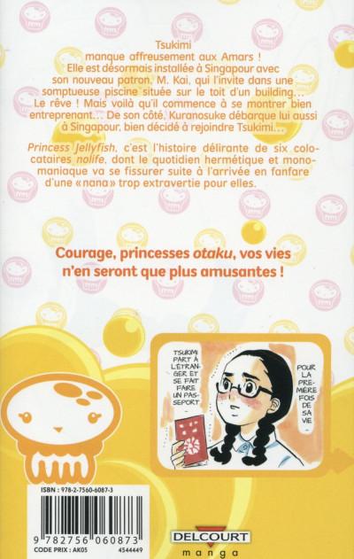 Dos Princess Jellyfish tome 14