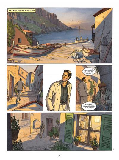 Page 1 Jour J tome 19 - La Vengeance de Jaurès