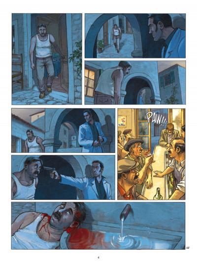 Page 2 Jour J tome 19 - La Vengeance de Jaurès