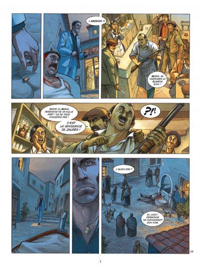 Page 3 Jour J tome 19 - La Vengeance de Jaurès