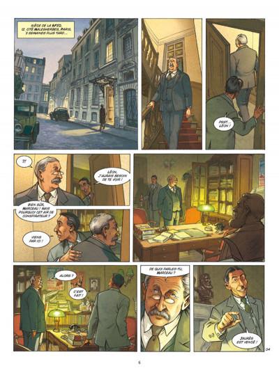 Page 4 Jour J tome 19 - La Vengeance de Jaurès