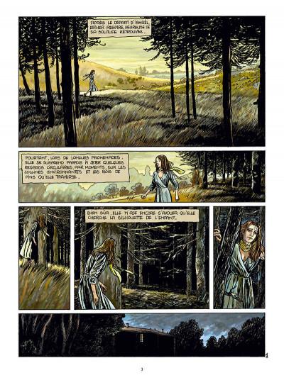 Page 3 Les pierres rouges tome 2