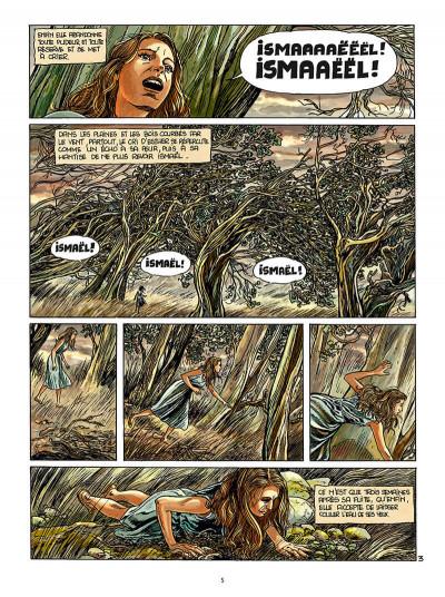 Page 5 Les pierres rouges tome 2