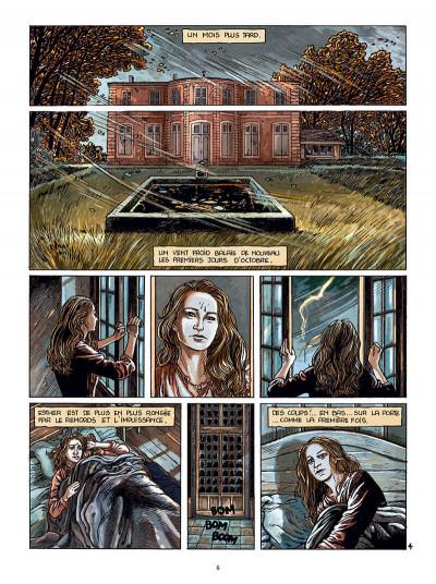 Page 6 Les pierres rouges tome 2