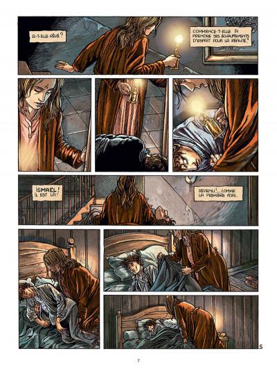 Page 7 Les pierres rouges tome 2