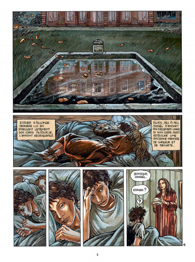 Page 8 Les pierres rouges tome 2