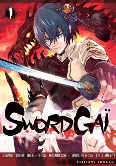 image de Swordgaï tome 1