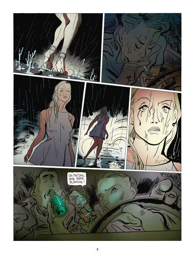 Page 8 La guerre