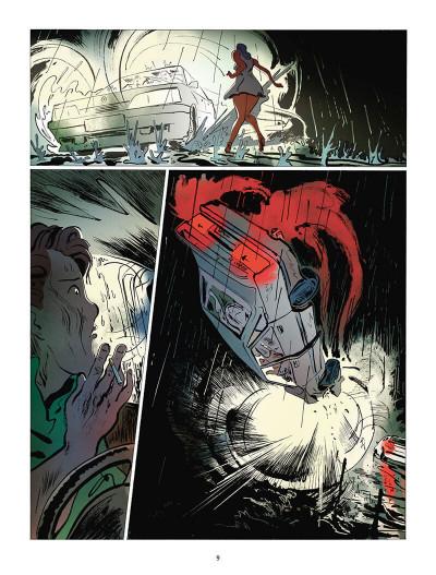 Page 9 La guerre