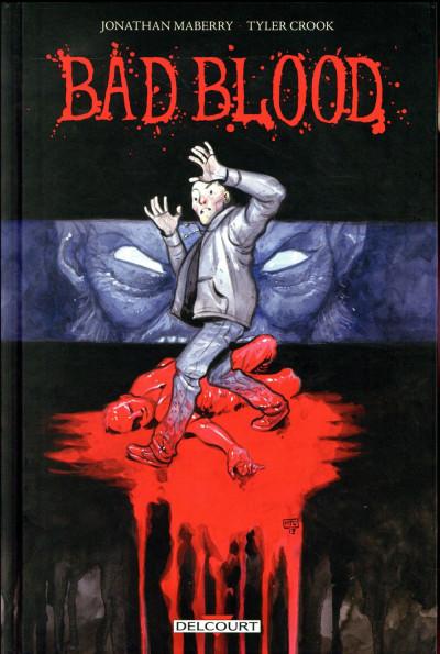 Couverture Bad blood