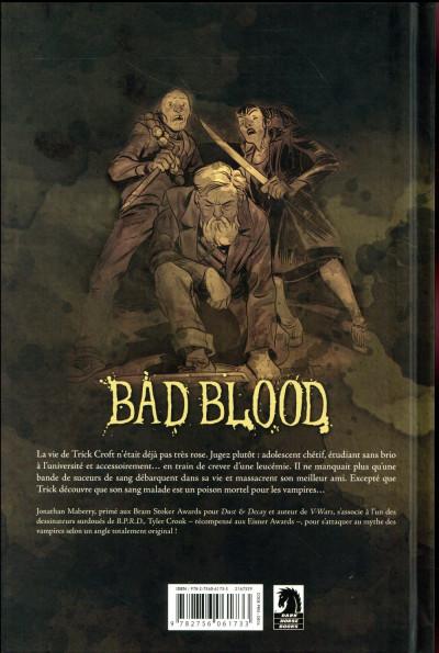 Dos Bad blood