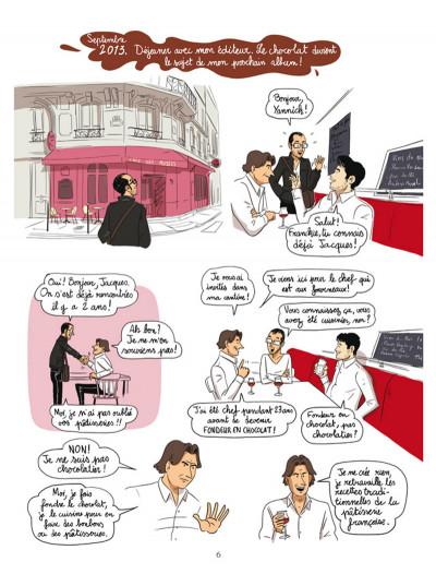 Page 4 Les secrets du chocolat  - Voyage gourmand dans l'atelier de Jacques Génin