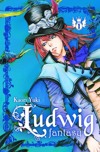 image de Ludwig Fantasy tome 1