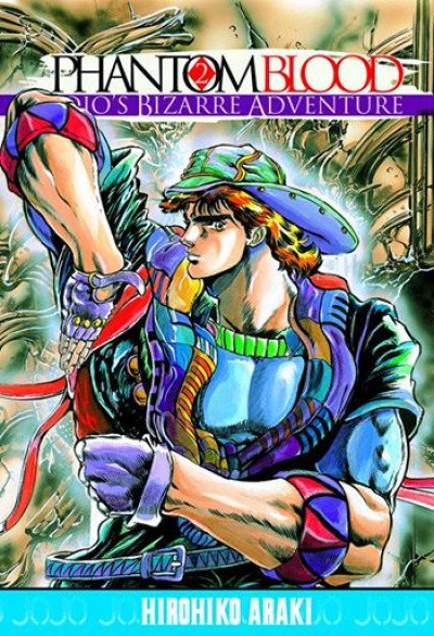 Page 8 Jojo's Bizarre adventure - Phantom Blood tome 2