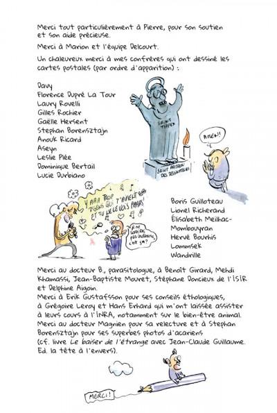 Page 1 Tu mourras moins bête tome 3