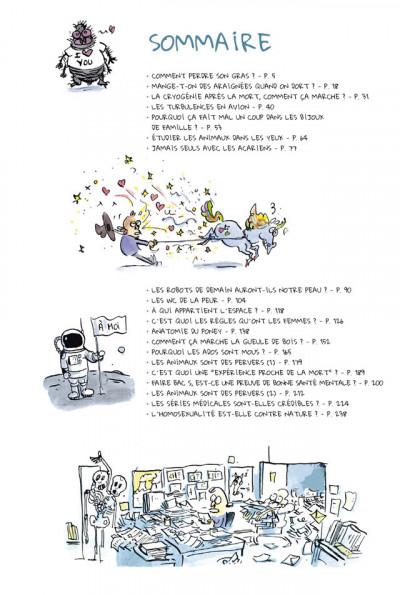 Page 2 Tu mourras moins bête tome 3