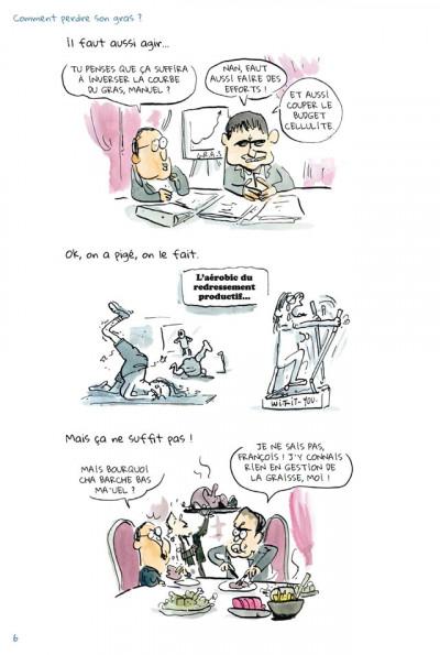 Page 4 Tu mourras moins bête tome 3