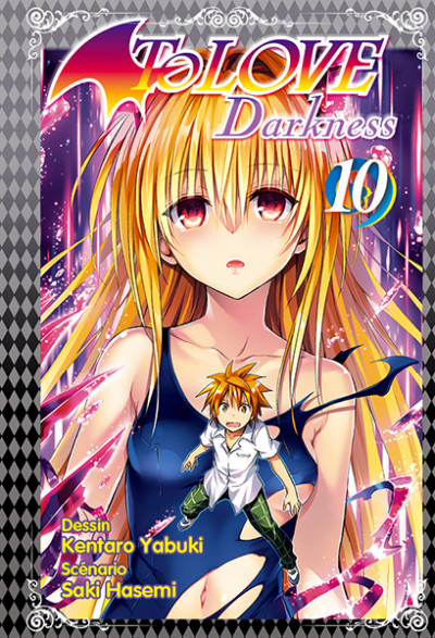 Couverture To Love - Darkness tome 10