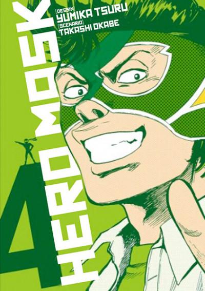 image de Hero Mask tome 4