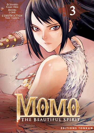 Couverture Momo - The Beautiful Spirit tome 3