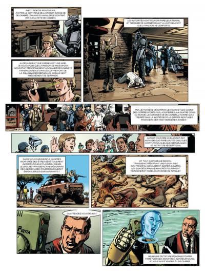 Page 4 Carmen Mc Callum tome 14