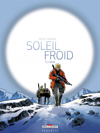 Couverture Soleil froid tome 1