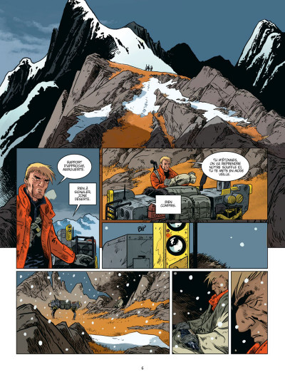 Page 4 Soleil froid tome 1